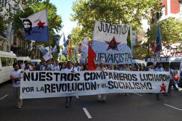 Columna Guevarista: ¡Nuestros compañeros lucharon por la Revolución y el Socialismo!