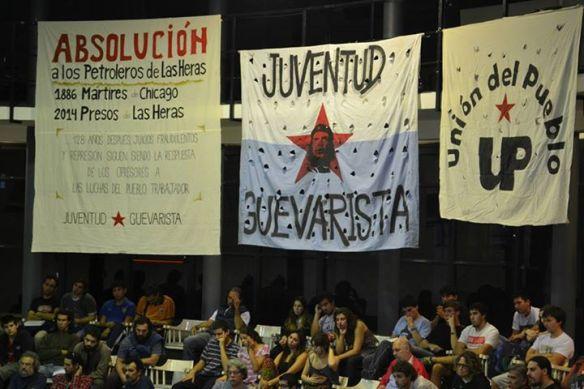 Absolucion Petroleros de Las Heras - Juventud Guevarista - Por que el Che fue a Bolivia
