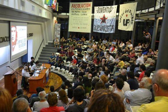 ¿Por que el Che fue a Bolivia? Presentacion en CABA