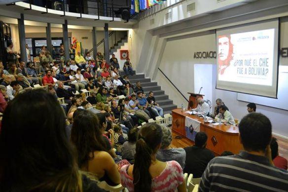 ¿Por que el Che fue a Bolivia? Presentacion