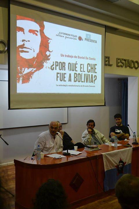 Daniel de Santis - Por que el Che fue a Bolivia