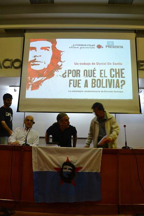 Jorge Zabalza - Gino Strafoni - Daniel de Santis - Por que el Che fue a Bolivia