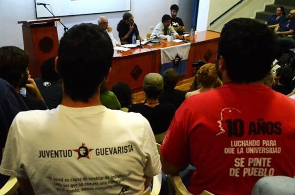 Por que el Che fue a Bolivia - consignas