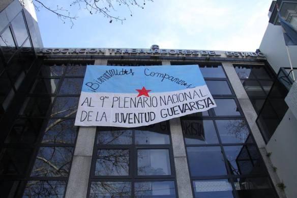 10vo Plenario Juventud Guevarista