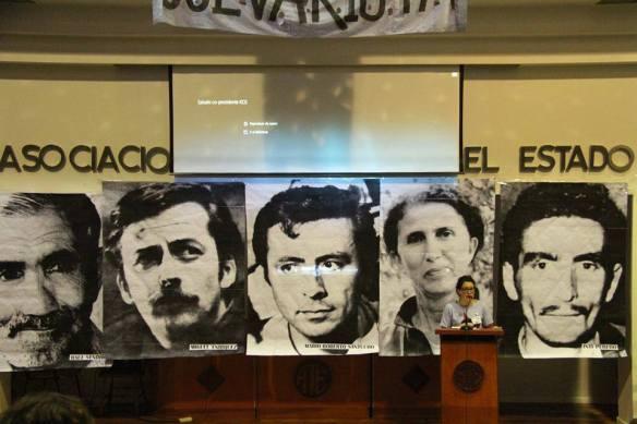 9no Plenario Juventud Guevarista de ARgentina- Soledad de Battista