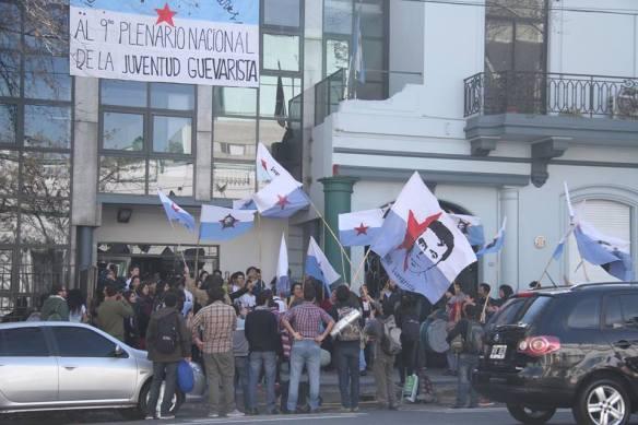 9no Plenario Juventud Guevarista