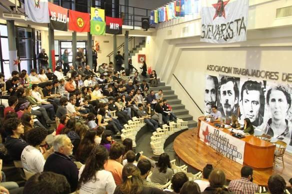 9no Plenario Nacional de la Juventud Guevarista de Argentina