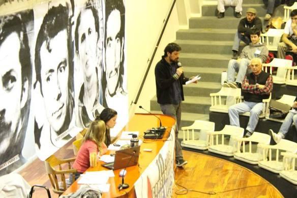 9no Plenario Nacional Juventud Guevarista Pablo Garcia