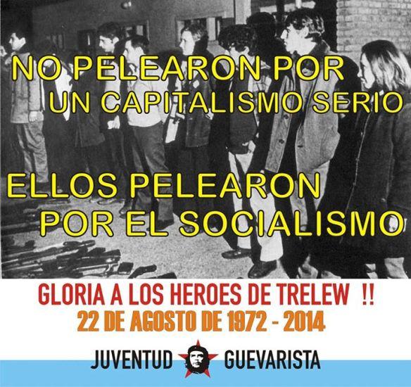 Masacre de Trelew - Juventud Guevarista