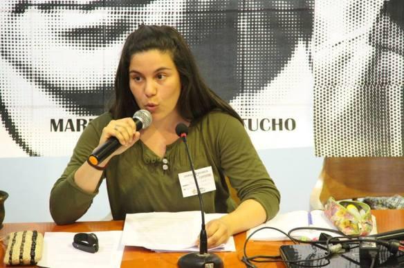 Noveno Plenario Juventud Guevarista de Argentina