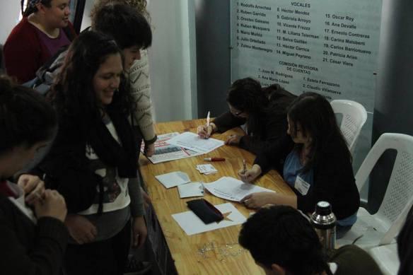 Noveno Plenario Nacional Juventud Guevarista de ARgentina