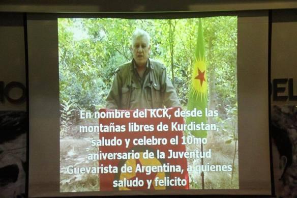 PKK Juventud guevarista de arg