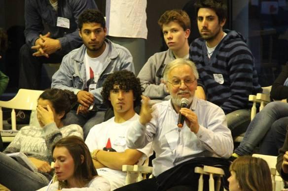 Plenario nacional Juventud Guevarista
