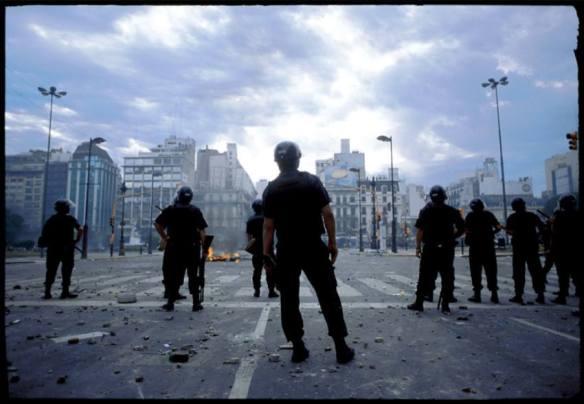 Diciembre 2001 - Juventud Guevarista de Argentina