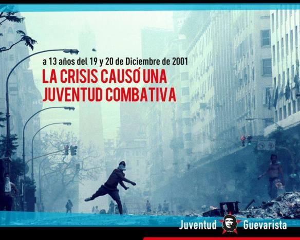 Diciembre 2001 Juventud Guevarista