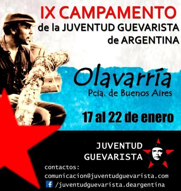 IX Campamento Juventud Guevarista